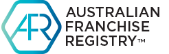 The Australian Franchise Registry logo